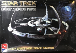 AMT 1/2500 Star Trek Deep Space Nine Space Station