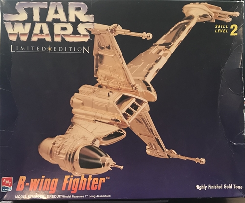 AMT 1/94 Star Wars B-wing Fighter