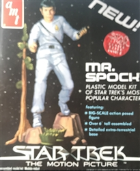 AMT 1/12 Mr. Spock