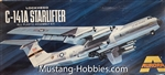 AURORA 1/108 Lockheed C-141A Starlifter BOX ONLY