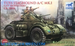 BRONCO MODELS 1/35 T17E1 Staghound A/C Mk.I (Late Production)