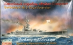 EASTERN EXPRESS 1/500 Battleship H.M.S. Royal Sovereign