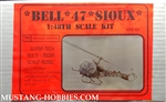 ESOTERIC 1/48 Bell 47 Sioux MULTI MEDIA KIT