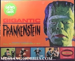 MOEBIUS MODELS Glows in the dark Gigantic Frankenstein