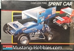 MONOGRAM 1/24 Casey Luna Sprint Car