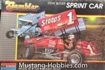 MONOGRAM 1/24 Steve Butler Sprint Car