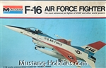MONOGRAM 1/48 F-16 Air Force Fighter The most advanced jet fighter of USAF and other world powers