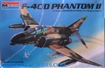 MONOGRAM 1/72 F-4C/D Phantom II