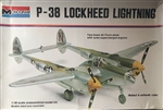 MONOGRAM 1/48 P-38 Lockheed Lightning