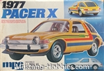 MPC 1/25 1977 Pacer X