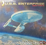 POLAR LIGHTS 1/350 Star Trek U.S.S. Enterprise NCC-1701 or NCC-1701-A