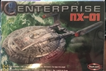 POLAR LIGHTS 1/1000 Enterprise NX-01