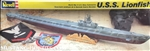 Revell 1/180 World War II U.S. Navy Submarine U.S.S. Lionfish