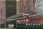 REVELL 1/25 Batman Forever Batboat