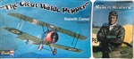 REVELL 1/28 THE GREAT WALDO PEPPER SOPWITH CAMEL