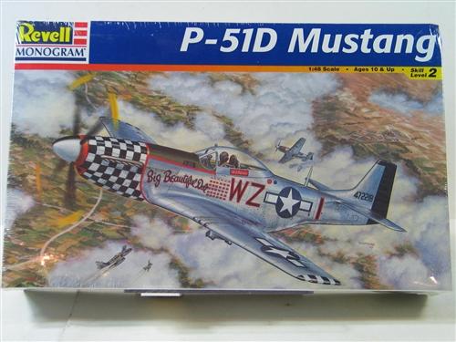 Mustang Cobra Jet >> REVELL/MONOGRAM 1/48 P-51D MUSTANG BIG BEAUTIFUL DOLL
