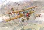 RODEN 1/48 Sopwith 1B1 WWI French BiPlane Bomber