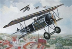 RODEN 	1/32 Fokker D VI WWI German BiPlane Fighter/Interceptor