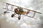 RODEN 	1/32 Spad VII CI Early WWI Main French BiPlane Fighter