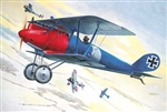 RODEN  1/32  Pfalz DIII WWI German BiPlane Fighter