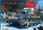 RPM MODELS 1/35 T-26 BT2