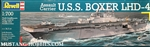 REVELL GERMANY 1/700 Assault Carrier USS Boxer LHD-4