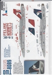 TWOBOBS 1/48 F/A-18C FELINE HORNETS VFA-131 WILDCATS