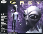 TESTORS 1/6 Grey The Extraterrestrial Life Form