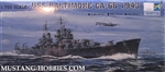 TRUMPETER 1/700 USS Baltimore CA68 Heavy Cruiser 1943