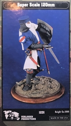 VERLINDEN PRODUCTIONS 120mm KNIGHT CA. 1300