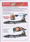 WARBIRDS DECALS 1/48 B17F/G Miami Clipper, Out-House Mouse