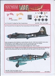 WARBIRDS DECALS